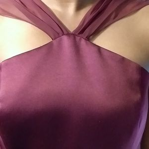 Burgundy/Wine formal